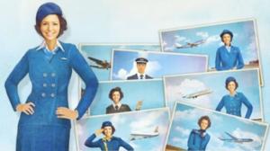 Stewardress KLM