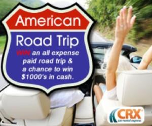 CRX road trip