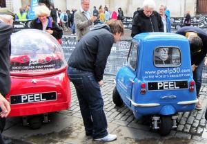 Peel fans