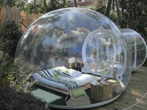 BubbleTree tent 1