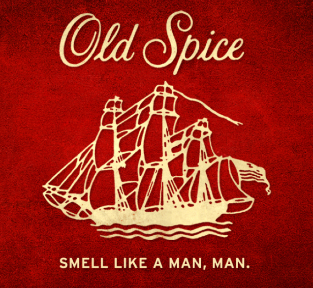 Watch more like Old Spice Logo