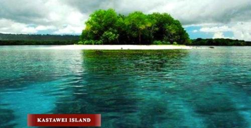 Kastawei Island