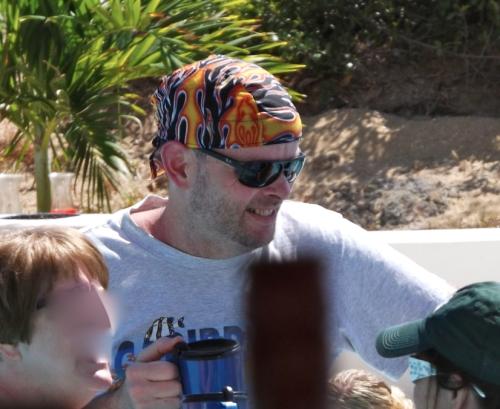 Head scarf fella