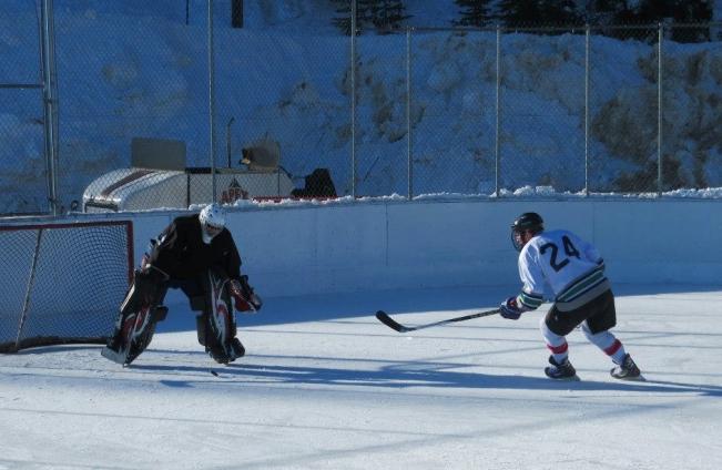 Apex hockey