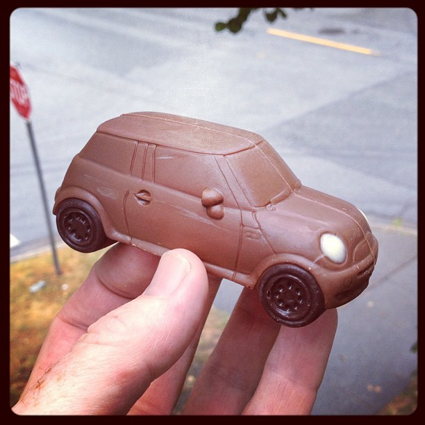 chocolate mini